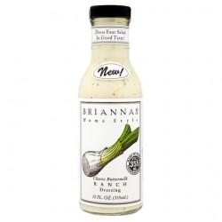 Briannas Ranch Dressing 355Ml