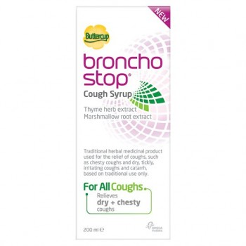 Bronchostop Syrup 200Ml