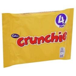 Cadbury Crunchie 4 Pack 128G