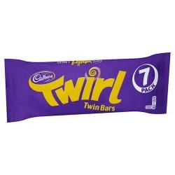 Cadbury Twirl 7 Pack 238G