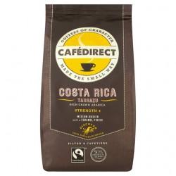 Cafedirect Cost Rica Fair Trade Ground Coffee 227G