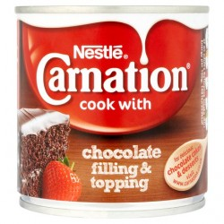 Carnation Chocolate Filling And Topping 363G