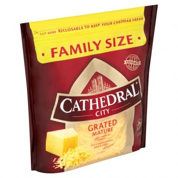 Cathedral City Mature Grated 320G