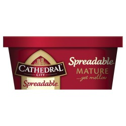Cathedral City Mature Spreadable 125G