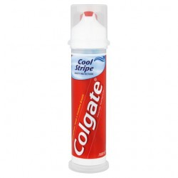 Colgate Cool Stripe Toothpaste Pump 100Ml