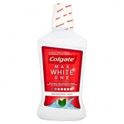 Colgate Maxwhite One Mint Mouthwash 500Ml