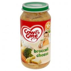 Cow & Gate 10 Mths+ Broccoli Cheese 250G