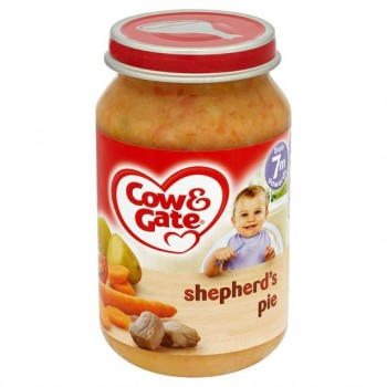 Cow & Gate 7 Mth+ Shepherd's Pie 200G