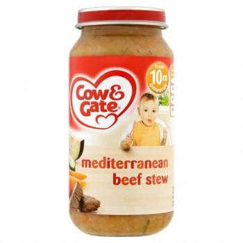 Cow & Gate Baby Balance 10 Month Mediterranean Beef Stew 250G