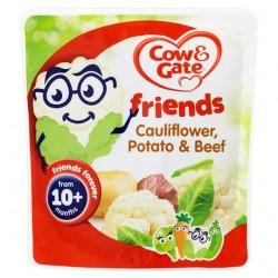 Cow & Gate Friend Cauliflower Potato And Beef 190G