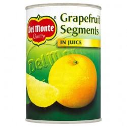 Del Monte Grapefruit Segments In Juice 411G