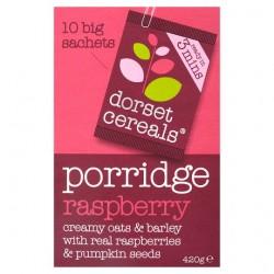 Dorset Proper Porridge Raspberry Pumpkin 10S 420G
