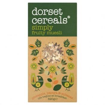 Dorset Simply Fruity Muesli 820G
