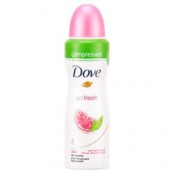 Dove Go Fresh Pomegranate Antiperspirant Deodorant Compressed 125Ml