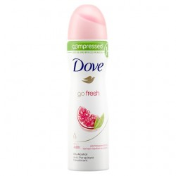Dove Go Fresh Pomegranate Antiperspirant Deodorant Compressed 75Ml