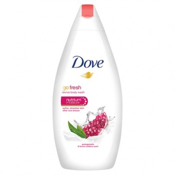 Dove Go Fresh Pomegranate Body Wash 500Ml
