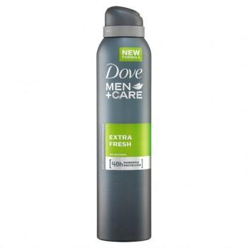 Dove Men+Care Extra Fresh Antiperspirant Deodorant 250Ml