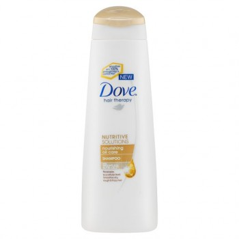Dove Nourishing Oil Care Shampoo 250Ml