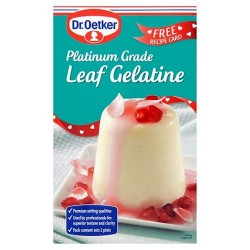 Dr.Oetker Leaf Gelatine 13G