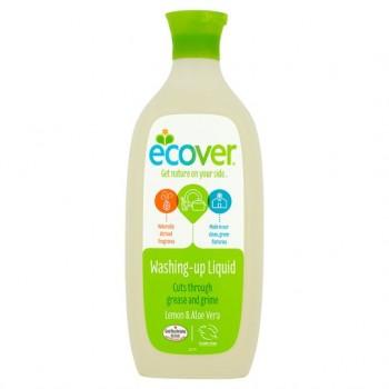 Ecover Wul Lemon Aloe Vera 500Ml