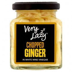 English Provender Very Lazy Ginger 190G