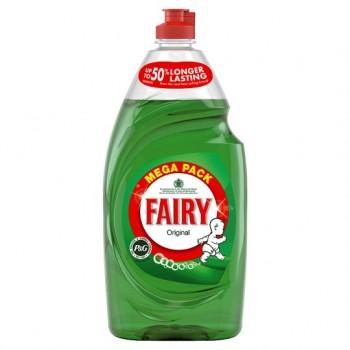 Fairy Original Washing Up Liquid 870Ml