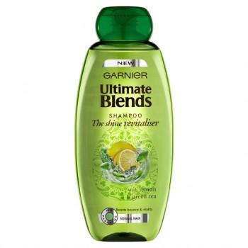 Garnier Ultimate Shine Revitaliser Shampoo 400Ml