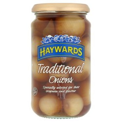 Haywards Traditional Pickled Onions In Vinegar 454G
