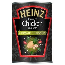Heinz Cream  Chicken With Aromatic Thai Spices 400G