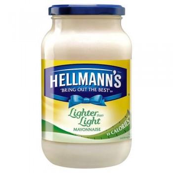 Hellmanns Extra Light Mayonnaise 600G