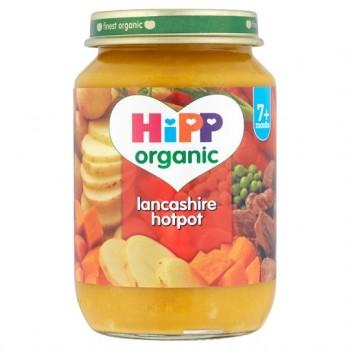Hipp 7 Month Organic Lancashire Hotpot 190G