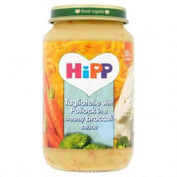 Hipp Organic Tag Pollock In Broccoli Sauce 10M+ 220G