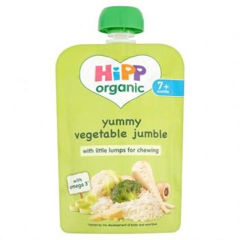 Hipp Organic Yummy Vegetable Jumble 7M+ 130G