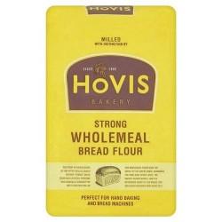 Hovis Strong Wholemeal Bread Flour 1.5Kg