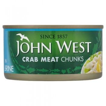 John West Finest Crab 170G