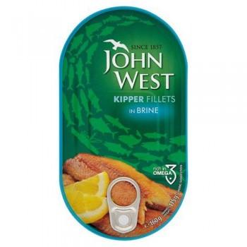 John West Kippers Brine 160G