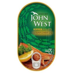 John West Kippers Oil 160G