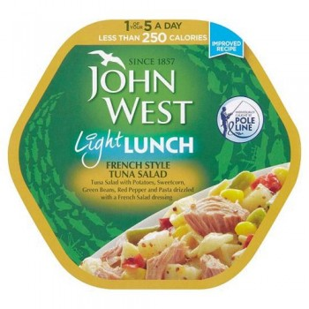 John West Light Lunch French Style 220G