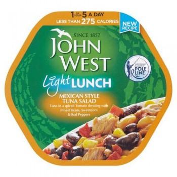 John West Tuna Mexican Light Lunch 220G