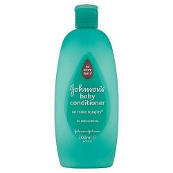 Johnson's Baby No More Tangles Conditioner 300Ml