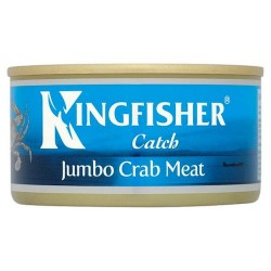 Kingfisher Jumbo Crab 170G