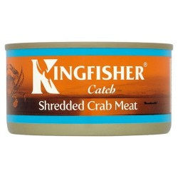 Kingfisher Shredded Crab Meat 170G