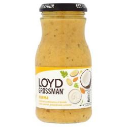 Loyd Grossman Korma Sauce 350G