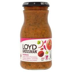 Loyd Grossman Madras Sauce 350G