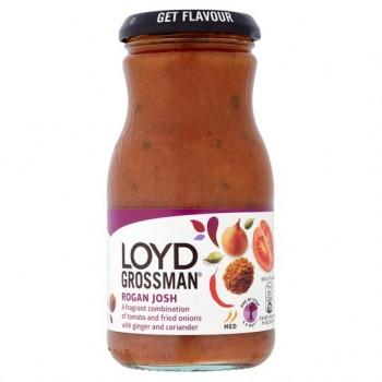 Loyd Grossman Rogan Josh 350G