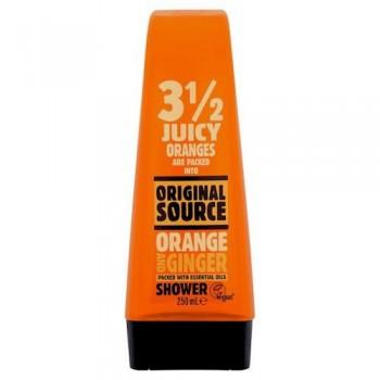 Original Source Shower Gel Orange And Ginger 250Ml