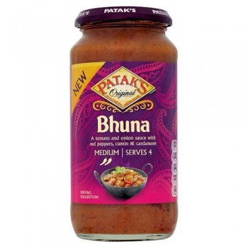 Patak's Bhuna Cooking Sauce 450G