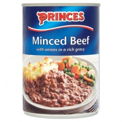 Princes Minced Beef And Onion