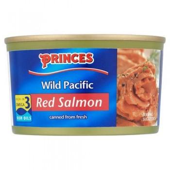 Princes Red Salmon 213G
