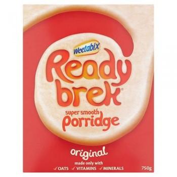Ready Brek Original Porridge 750G